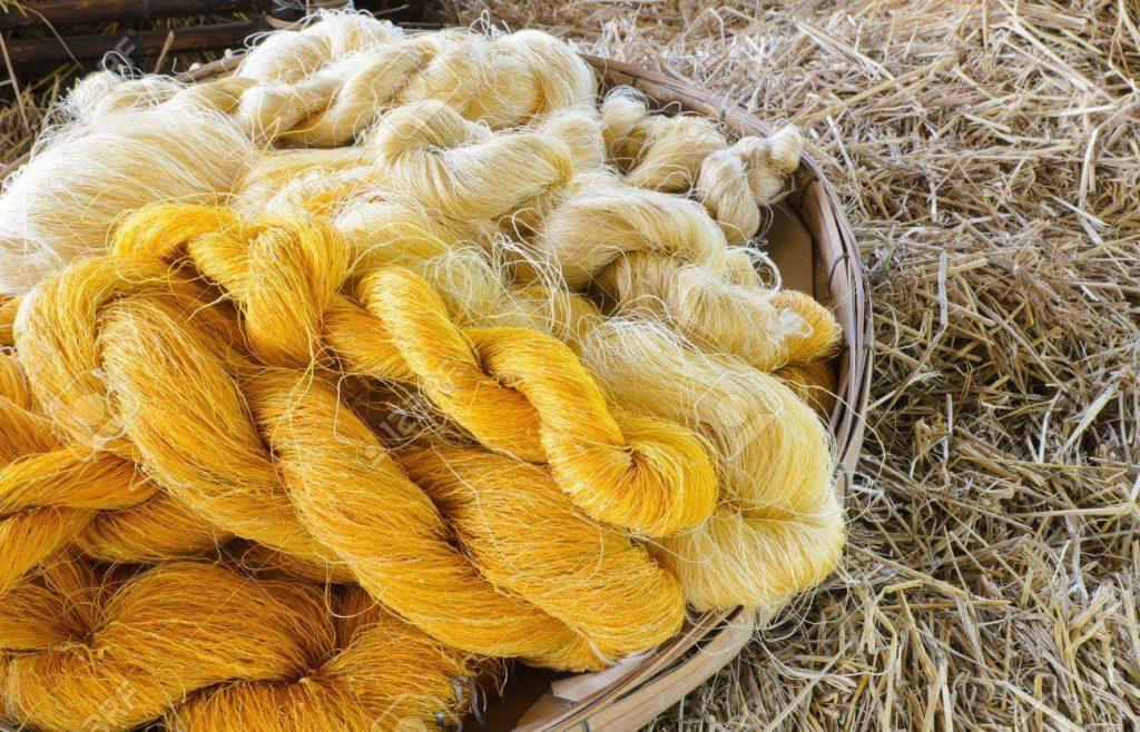 Giới thiệu sợi tơ tằm